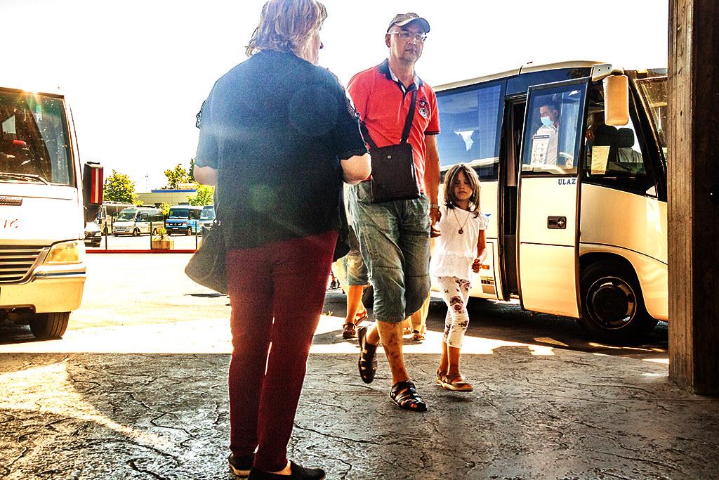 Bus Station on 7-17-21--Podgorica 4