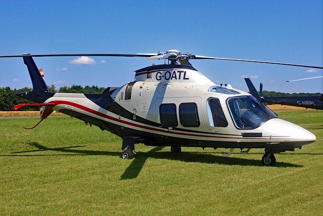 G-OATL : AgustaWestland AW109SP Grand