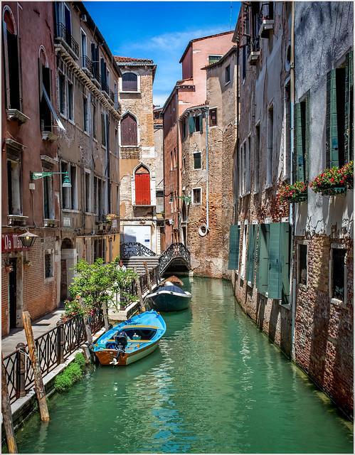 Quiet Venice (2) (Explored)