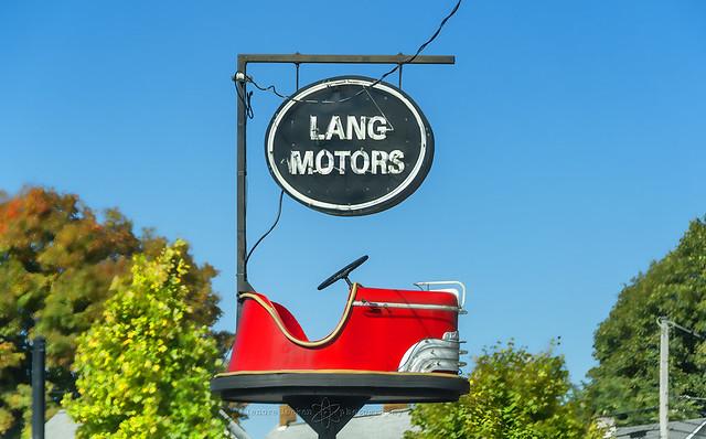 lang motors