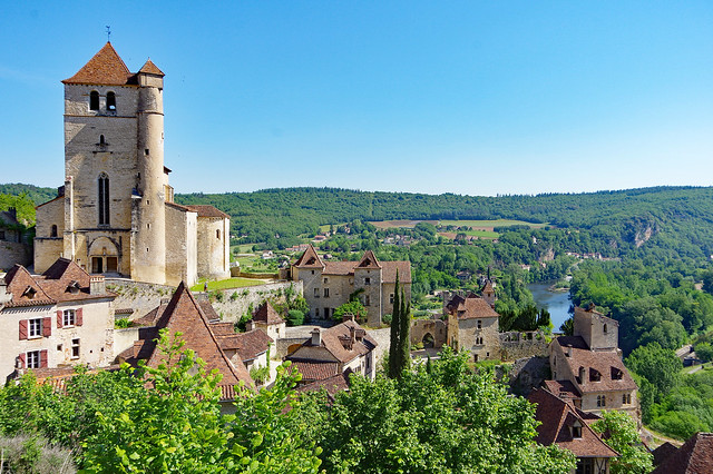 Saint-Cirq-Lapopie (Lot)