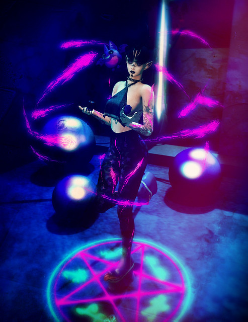 Helena Stringer - SL Syndicate - Devil's Trap