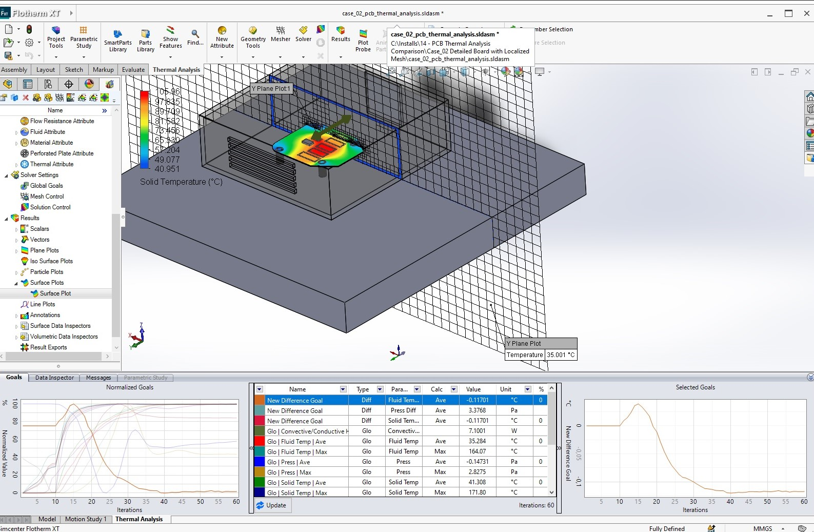 Working with Siemens Simcenter Flotherm XT 2021.1 Win64 full