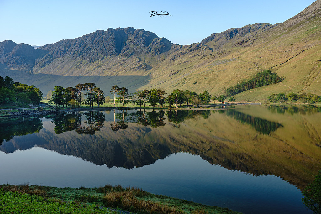 Buttermere , Lake District
