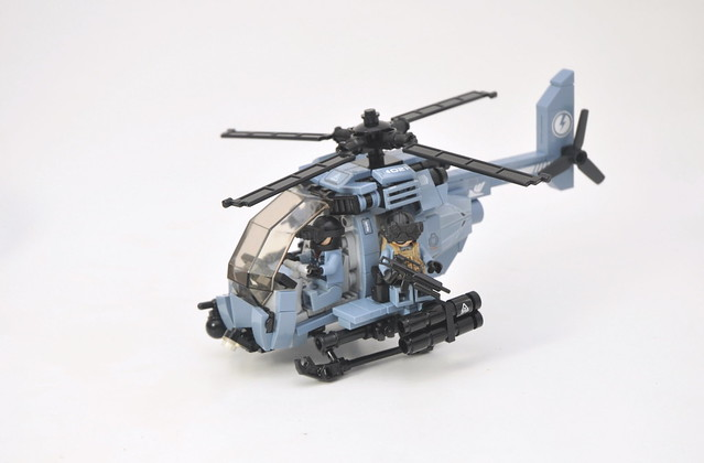 Oceanic MH-6 Little Bird