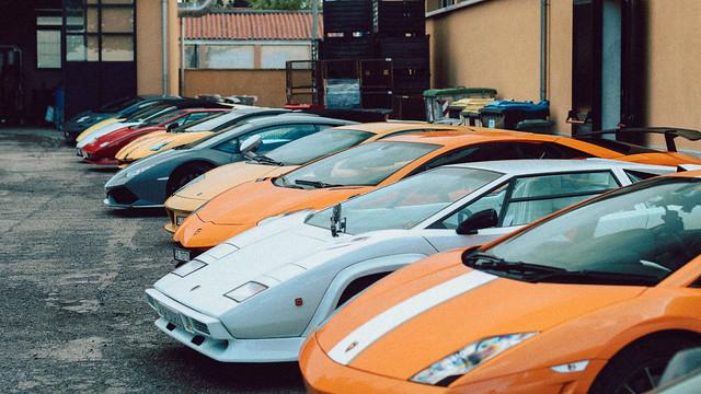 Fine Italian Cars