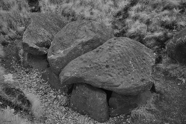 Schalenstein / cup-marked stone