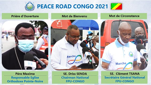 Congo-2021-06-27-UPF-Congo Hosts Congo Peace Road 2021