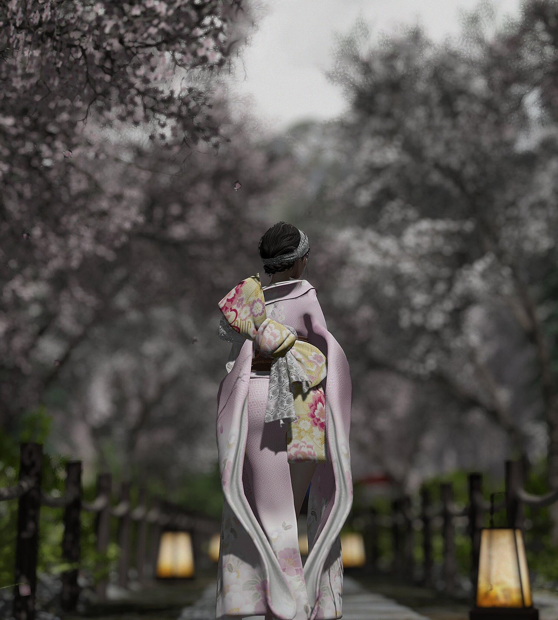 LETCIRREN. Cherry Blossoms