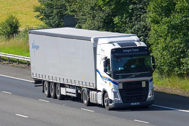 Integre Trans Volvo FH LIR671