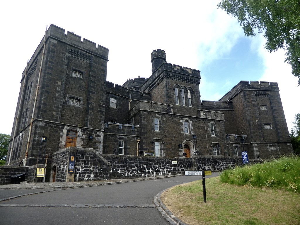 Old Town Jail, Stirling