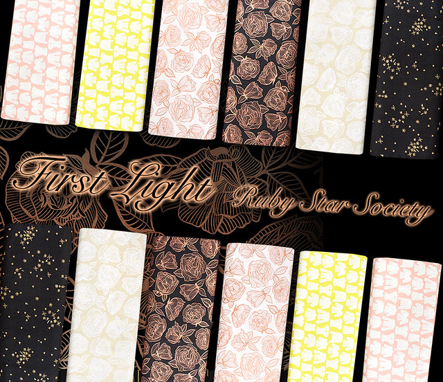 Ruby Star Society First Light Collection by RSS designers