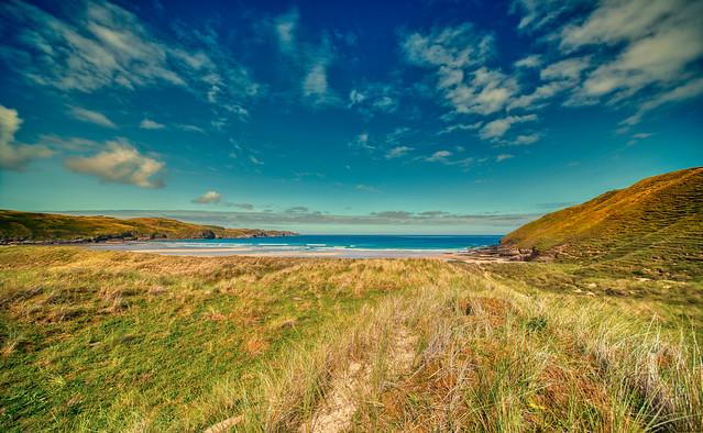Strathy Beach, Scotland.