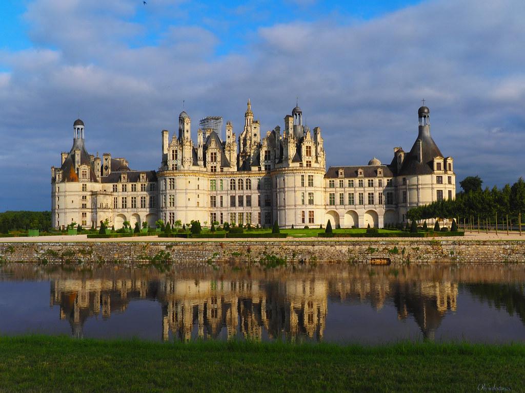 chateau de Chambord 51327454217_8fb956f543_b