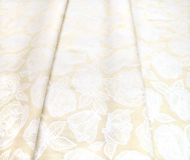 Ruby Star Society First Light RS5049-11 Floral Lace Roses Flowers Parchment