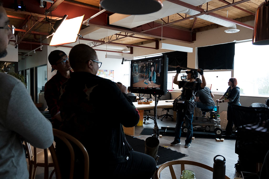 People from diverse communities wanting to break into British Columbia's motion picture industry now have support to launch their careers, as part of Creative Pathways BC.