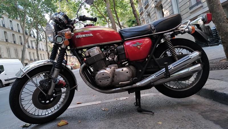 Honda CB 750 Four  51327525200_38ee27e475_c
