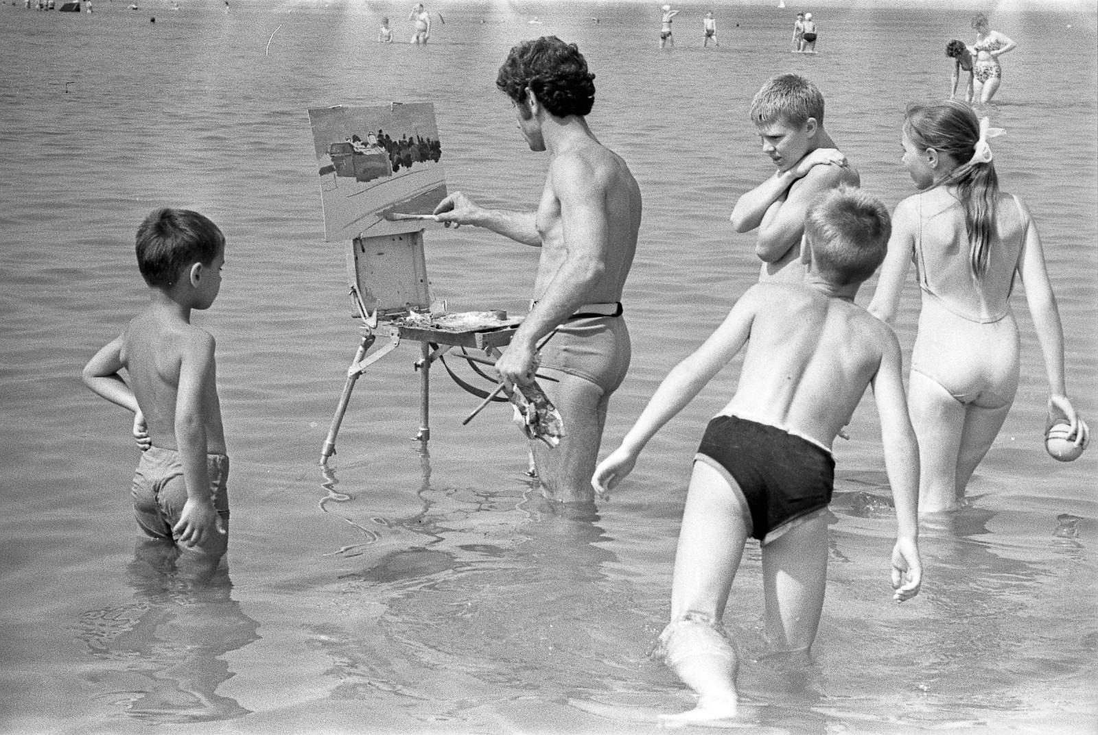 1975. Маринист
