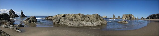 Bandon Oregon - Face Rock State Park