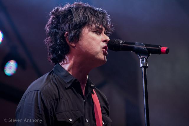 Green Day @ Cain's Ballroom (Tulsa, OK)