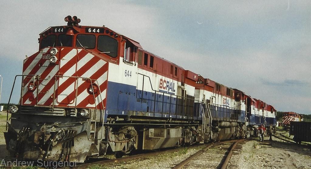 BC Rail M420