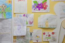 Территория Санатория Ружанский - благодарные отзывы от маленьких посетителей