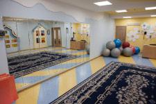 Территория Санатория Ружанский - зал для занятий ЛФК и гимнастикой
