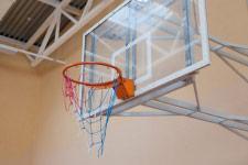 Территория Санатория Ружанский - кольцо для игры в баскетбол