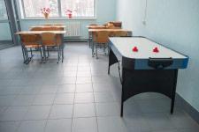 Территория Санатория Ружанский - игровая зона в здании бассейна