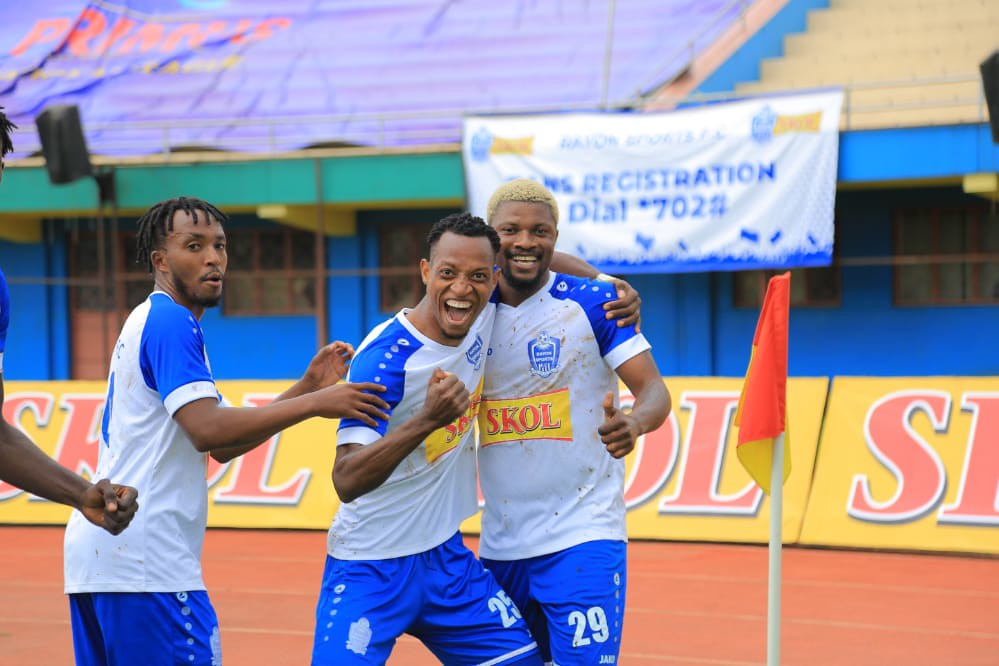 Rayon Sports VS Rutsiro FC