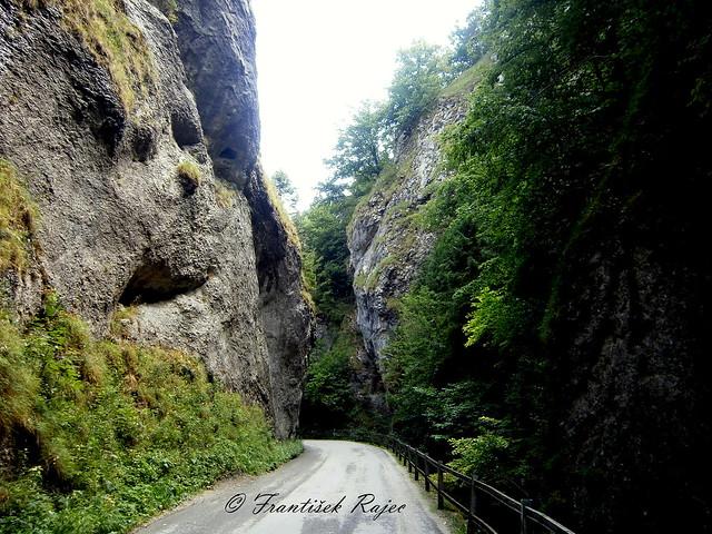 Manínska gorge