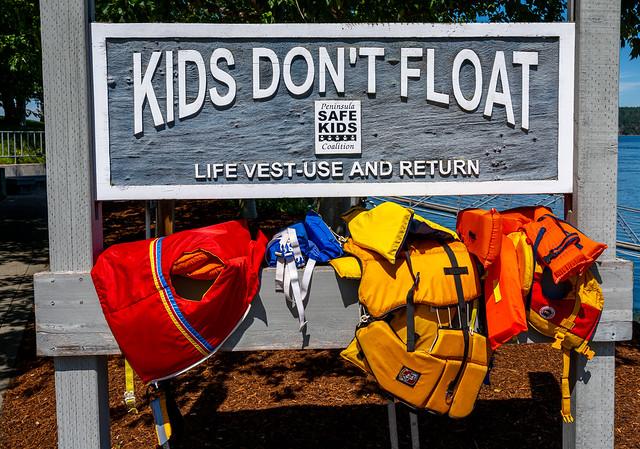 Take a Vest...Save a Kid