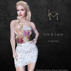 I.M. Collection Silk&Lace - PROMO