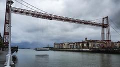 Portugalete, Puente de Bizcaia