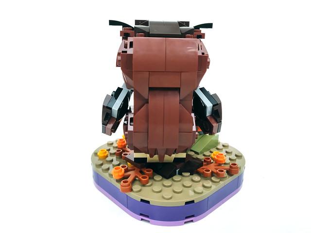 LEGO Seasonal Halloween Owl (40497)