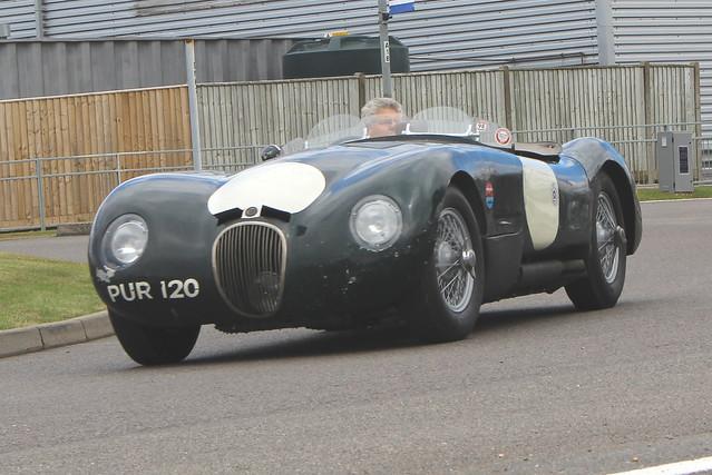 279 Jaguar C Type (1953) PUR 120