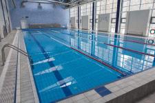 Территория Санатория Ружанский - взрослый плавательный бассейн