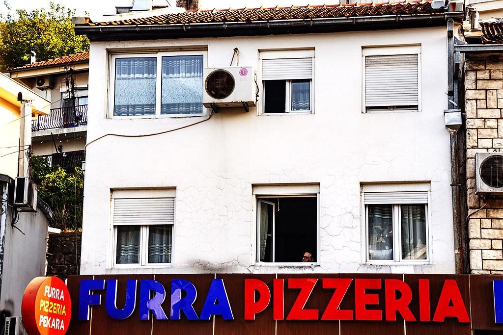 Bakery and Pizzeria on 7-14-21--Ulcinj