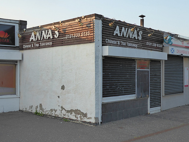 Anna's, Edinburgh - 19 July 2021
