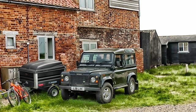 Land Rover Defender 2.4 Diesel