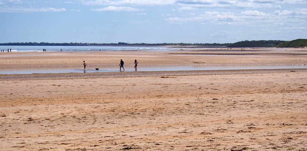 Alnmouth to Warkworth