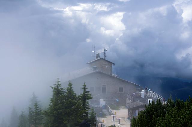 Obersalzberg - das mystische Kehlsteinhaus