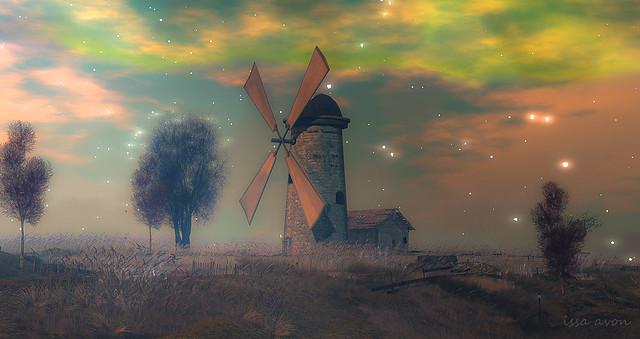Focus Magazine Photo Contest - Windmills