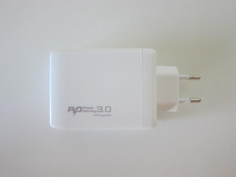 Verbatim 4-Port PD 100W Charger - Back