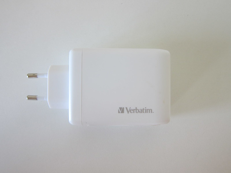 Verbatim 4-Port PD 100W Charger - Front