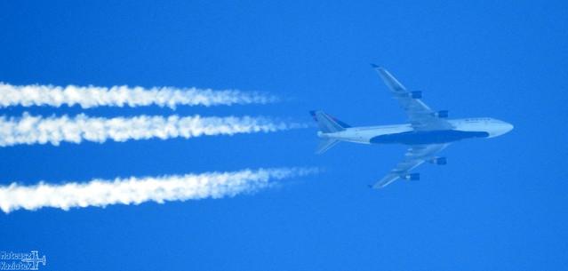 Delta 🇺🇸 Boeing 747-400 N662US