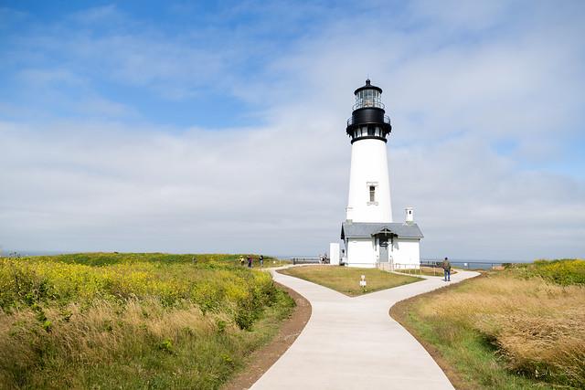 Yaquina Head Lighthouse-EXPLORE