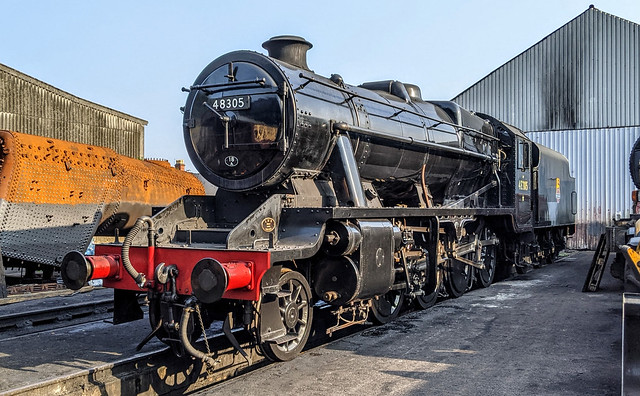 Great Central Railway Loughborough Leicestershire 22nd July 2021