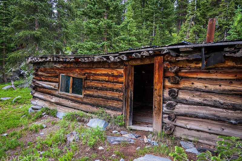 Lamphier Lake Cabin