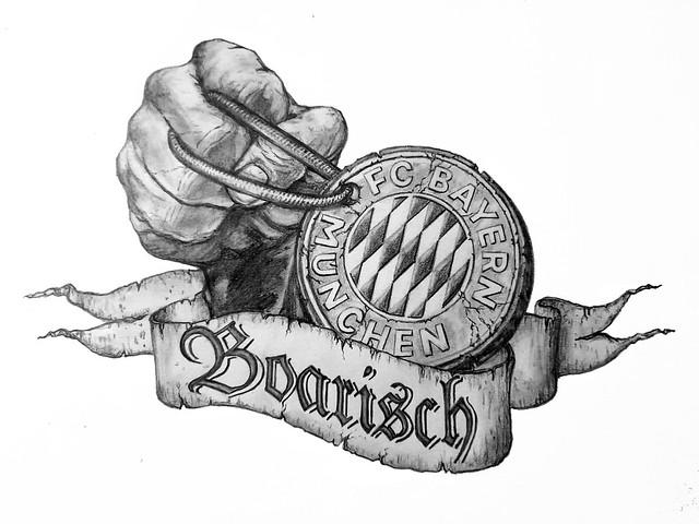Fingerhakler und FC-Bayern-Fan